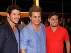 José Loreto, Edson Celulari, Jonatas Faro e mais galãs desfilam no Rio