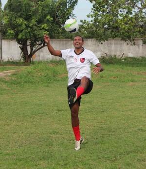 Jarbas Flamengo-PI (Foto: Abdias Bideh/GloboEsporte.com)