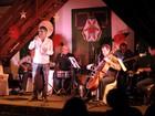Show na Festa do Pinhão reúne violinista, pianista e bandolinista