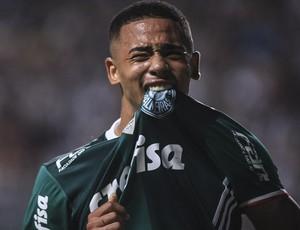 Atlético-MG x Palmeiras Gabriel Jesus (Foto: Thomas Santos/Agif/Estadão Conteúdo)