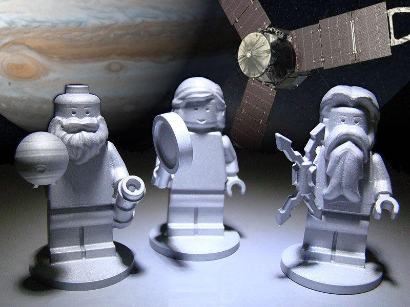 (Foto: NASA/LEGO/Divulgação)