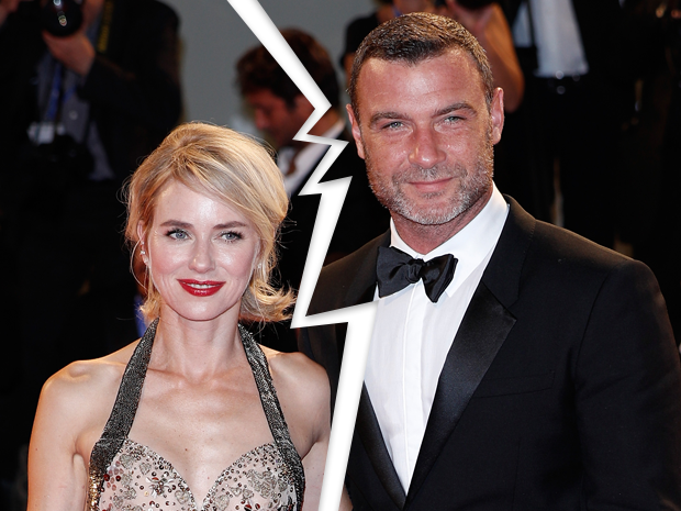 Naomi Watts e Liev Schreiber (Foto: Getty Images)