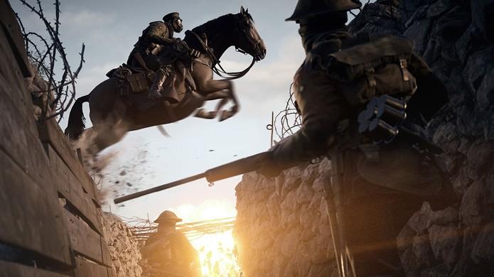 Battlefield 1 revela sua campanha single player em seu mais recente trailer (Foto: Reprodução/YouTube)