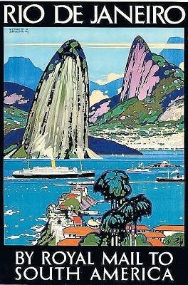Expo Cake Design 2018 Rio De Janeiro : Design: Expo de cartazes do Rio exibe o Pao de Ac?car ...