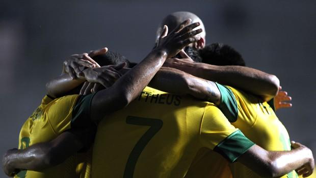 Emerson Avila Matheus seleção sub-20 (Foto: AFP)