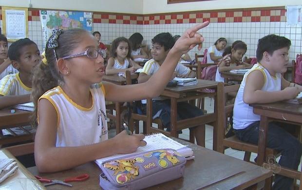 Escolas começam a se preparar para a implantação do ensino integral. (Foto: Bom Dia Amazônia)