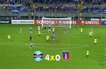 Grêmio goleia Monagas pela Libertadores por 4 a 0