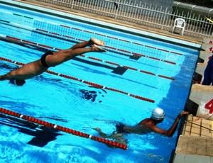 Ábitrios da natação de Roraima serão capacitados  (Foto: Ribamar Rocha)
