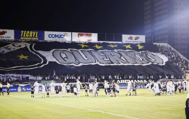 Torcida do ABC no ABC x Botafogo-SP, Estádio Frasqueirão