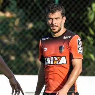 Fred e Leandro Donizete; Atlético-MG (Foto: Bruno Cantini/Atlético)