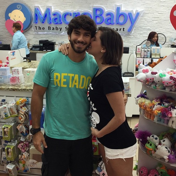 Hugo Moura e Deborah Secco (Foto: Instagram / Reprodução)