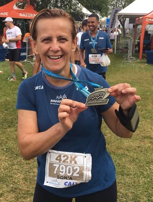 Sonia Correia, Eu Atleta, Prudente (Foto: Sonia Correia / Cedida)