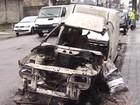 Santos registra aumento de veículos abandonados removidos das ruas