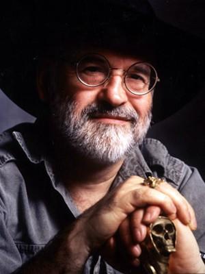 O escritor britânico Terry Pratchett (Foto: Divulgação)
