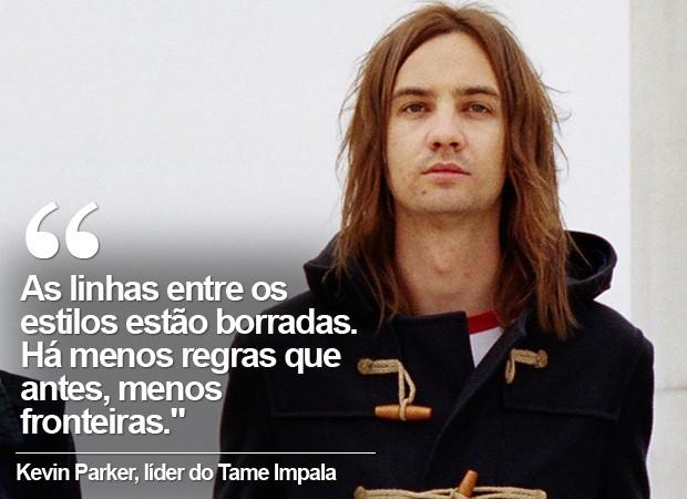 Kevin Parker, do Tame Impala (Foto: Divulgação / Maciek Pozoga)