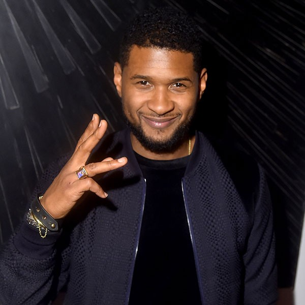 Usher (Foto: Getty Images)