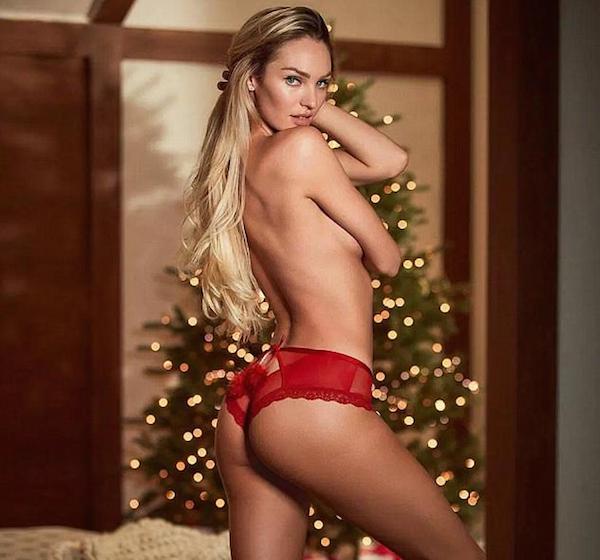 A modelo Candice Swanpoel  (Foto: Divulgação)