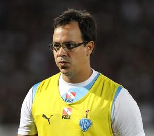 Dado Cavalcanti Paysandu (Foto: Aldo Carneiro / Pernambuco Press)