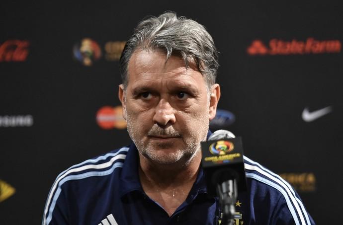 Gerardo Martino técnico Argentina Copa América (Foto: AFP)