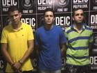 Juiz decreta prisão de trio suspeito de atacar concessionárias em Goiânia