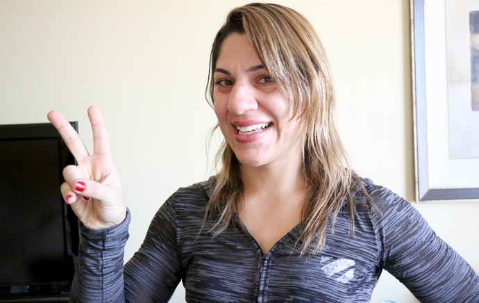 Bethe Correia - bethe pitbull ufc (Foto: Evelyn Rodrigues)