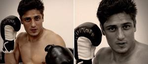 Campeão panamericano, Daniel Rocha arrebenta no kickboxing (Avenida Brasil/ TV Globo)
