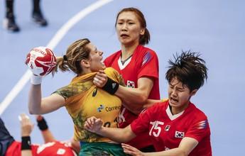 Seleção feminina perde amistoso para a Dinamarca de olho nos Jogos do Rio