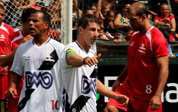 Showbol Vasco e América (Foto: Max Santos / Divulgação)