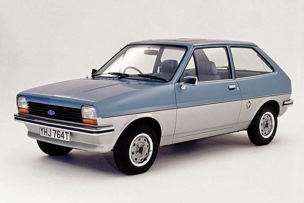 Ford Fiesta 1976 foi uma das criações de Tom Tjaarda (Foto: Divulgação)