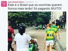 José de Abreu critica protestos pelo Brasil: 'Marcha dos alienados'