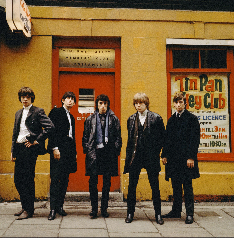 Rolling Stones (Foto: Terry O'Neill/Divulgação)