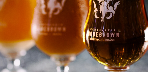 Bodebrown é um dos expositores mais concorridos (se não for O mais) no Mondial de la Bière