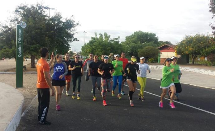 Euipe, corrida Lima, Petrolina (Foto: Leciane Lima / TV Grande Rio )
