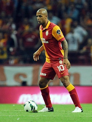 Felipe Melo Turquia Galatasaray (Foto: Getty Images)
