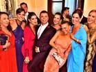 Famosos mostram seus looks para o casamento de Preta Gil e Rodrigo Godoy