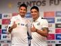 Santos planeja dar descanso para Renato com a chegada de Yuri