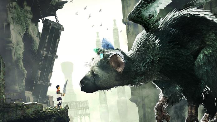 The Last Guardian, enfim, chega ao PS4 (Foto: Divulgação/Sony)