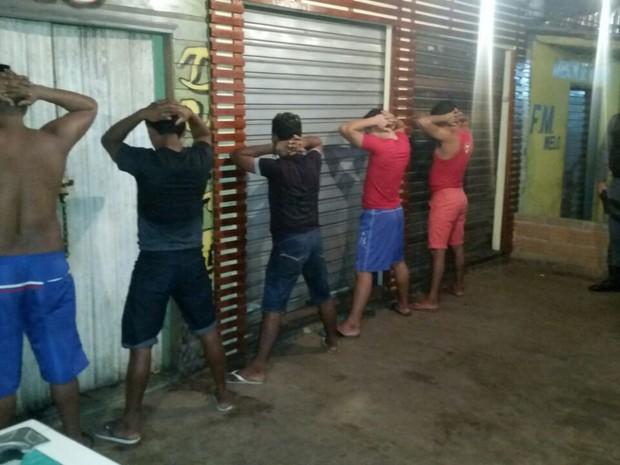 operação, pm, saturação, apreensão, macapá, amapá, santana, mazagão (Foto: Divulgação/Polícia Militar)