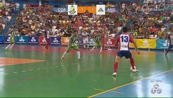 Veja o gol da Seleção Coariense na final