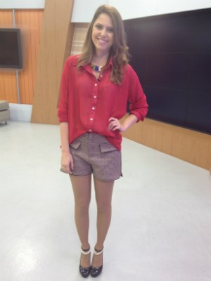 Jordana Pires (Foto: Luísa Konescki/RBS TV)