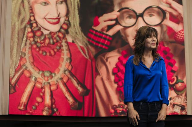 Mirian Goldenberg é uma das apresentadoras da nova temporada da série 'Livro vivo', do canal Philos (Foto: Divulgação)
