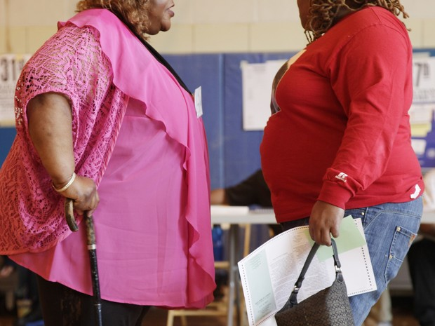 Obesidade interfere na decisão de jurados homens, diz estudo (Foto: Mark Lennihan/AP)