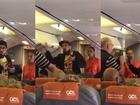 Tico Santa Cruz explica em vídeo por que foi expulso de voo da Gol
