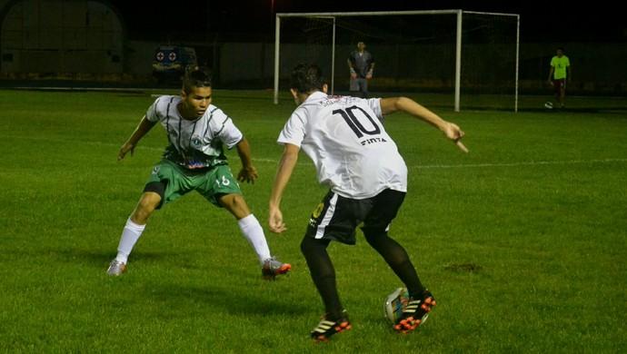 Santos-AP; Independente; Sub-20; Amapá (Foto: Rosivaldo Nascimento/Arquivo Pessoal)