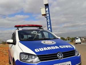 GCM diz que a queda dos casos de furtos e roubos de veículos estão ligados ao sistema de videomonitoramento (Foto: Divulgação/Prefeitura de Nova Odessa)