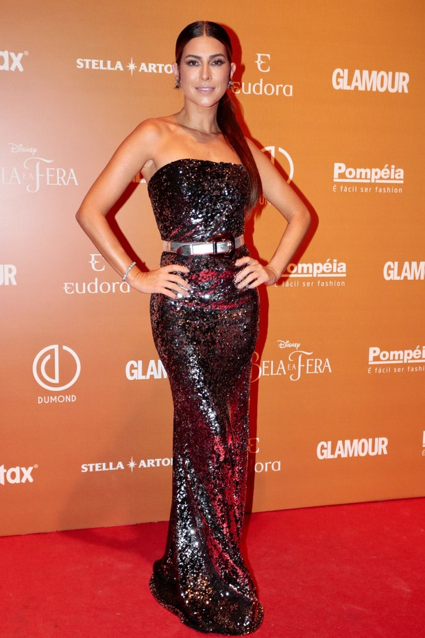 Fernanda Paes Leme (Foto: Rafael Cusato/EGO)