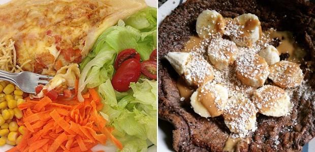 Leda diz que cozinhar refeições saudáveis dá mais trabalho, mas é também prazeroso (Foto: Leda Miguel/Arquivo pessoal)