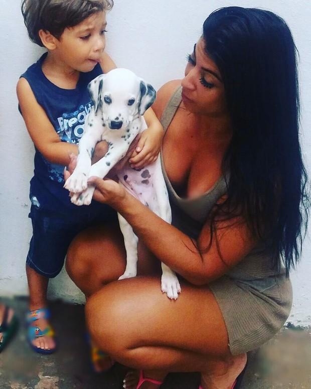 Priscila Pires (Foto: Instagram / Reprodução)