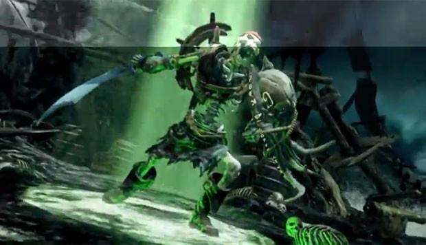 Spinal é novo personagem de 'Killer Instinct' (Foto: Divulgação/Microsoft)