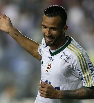 Leandro Pereira Palmeiras  (Foto: Cesar Greco/Ag. Palmeiras/Divulgação)